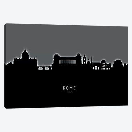 Rome Italy Skyline Canvas Print #MTO1976} by Michael Tompsett Canvas Print