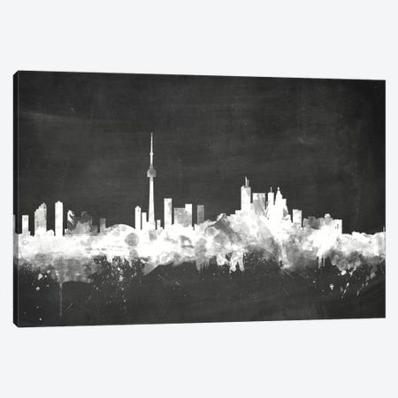 Toronto, Canada Canvas Print #MTO22} by Michael Tompsett Canvas Print