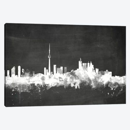 Toronto, Canada Canvas Print #MTO22} by Michael Tompsett Canvas Print