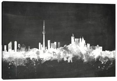 Toronto, Canada Canvas Art Print