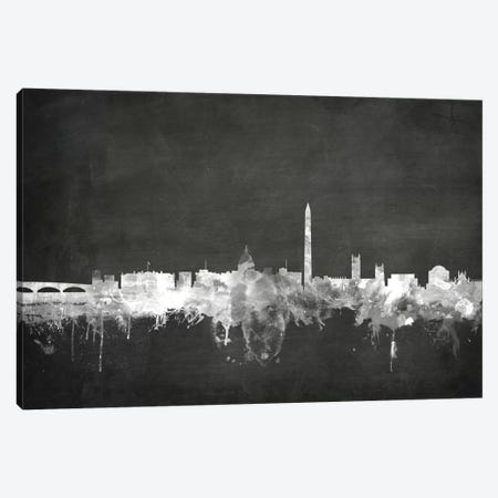 Washington, D.C., USA Canvas Print #MTO23} by Michael Tompsett Canvas Art Print
