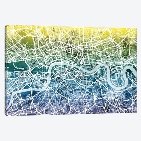 London, England, United Kingdom Canvas Print #MTO34} by Michael Tompsett Canvas Art Print