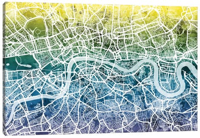 London, England, United Kingdom Canvas Art Print