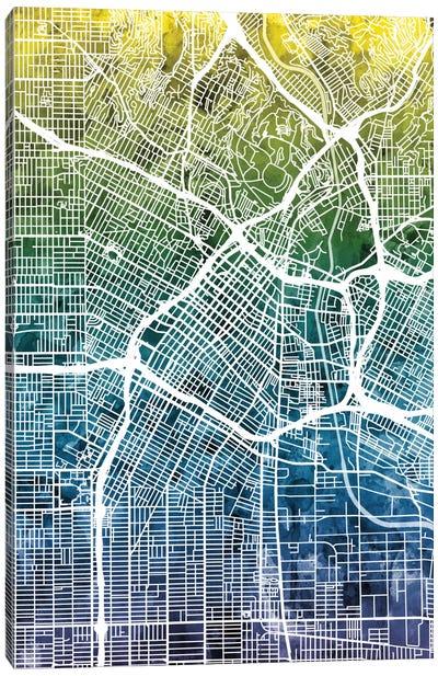 Los Angeles, California, USA Canvas Art Print