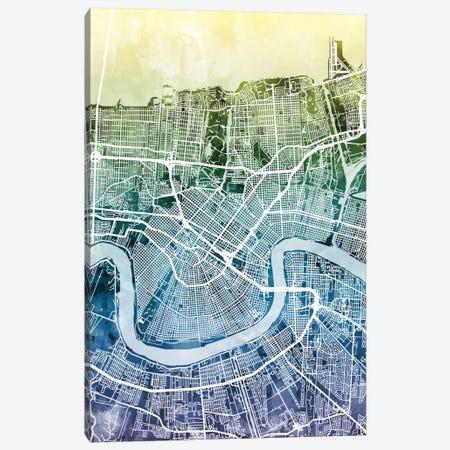 New Orleans, Louisiana, USA Canvas Print #MTO37} by Michael Tompsett Canvas Art Print