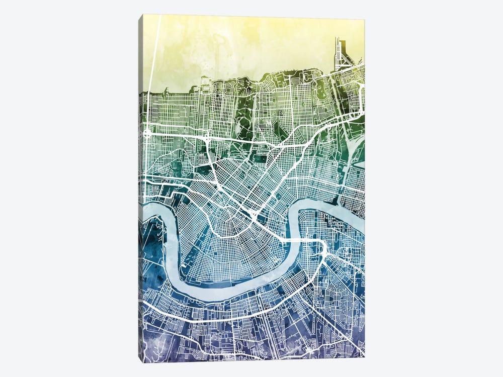 New Orleans, Louisiana, USA by Michael Tompsett 1-piece Art Print