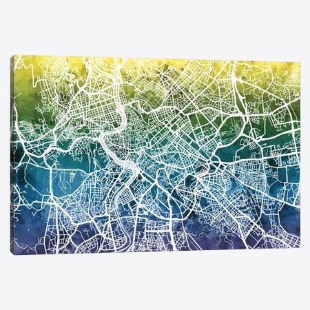 Rome, Italy Canvas Print #MTO43} by Michael Tompsett Canvas Print
