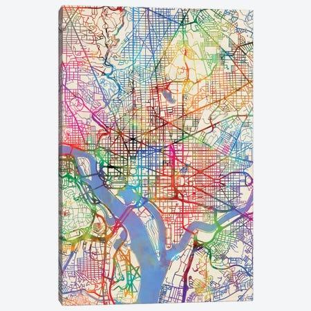 Washington, D.C., USA Canvas Print #MTO452} by Michael Tompsett Canvas Art