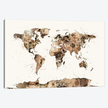 Earthly Tones Canvas Print #MTO460} by Michael Tompsett Art Print