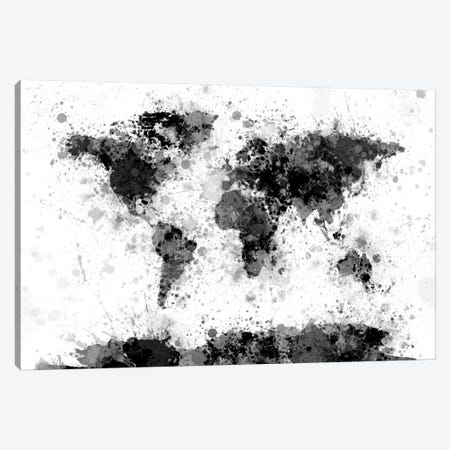 Ink Blot Canvas Print #MTO467} by Michael Tompsett Canvas Wall Art
