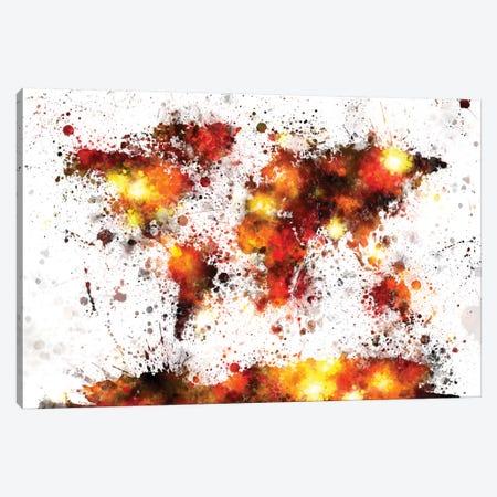 Solar Phenomena Canvas Print #MTO476} by Michael Tompsett Art Print