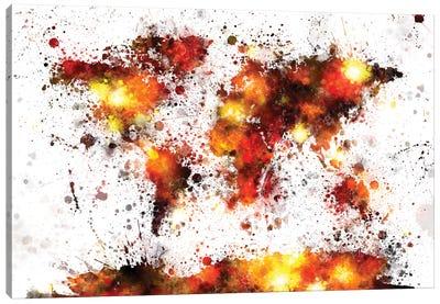 Solar Phenomena Canvas Art Print