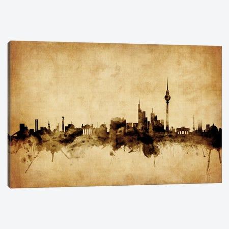 Berlin, Germany 3-Piece Canvas #MTO48} by Michael Tompsett Art Print