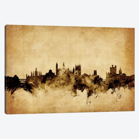 Cambridge, England, United Kingdom Canvas Print #MTO50} by Michael Tompsett Canvas Art