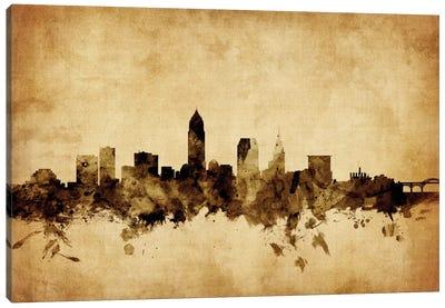 Cleveland, Ohio, USA Canvas Art Print