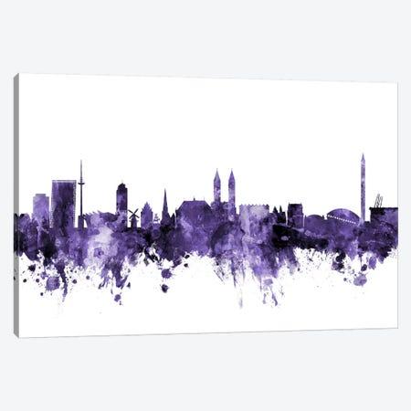 Bremen, Germany Skyline Canvas Print #MTO554} by Michael Tompsett Canvas Art