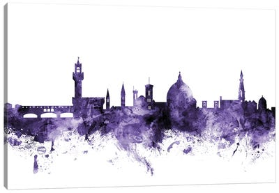 Florence, Italy Skyline Canvas Art Print