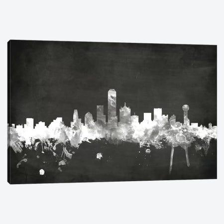 Dallas, Texas, USA Canvas Print #MTO5} by Michael Tompsett Canvas Art
