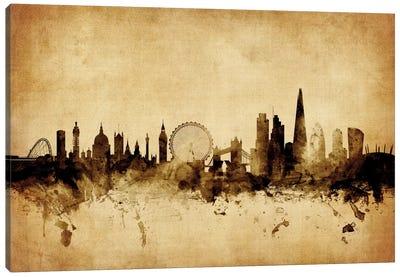 London, England, United Kingdom I Canvas Art Print