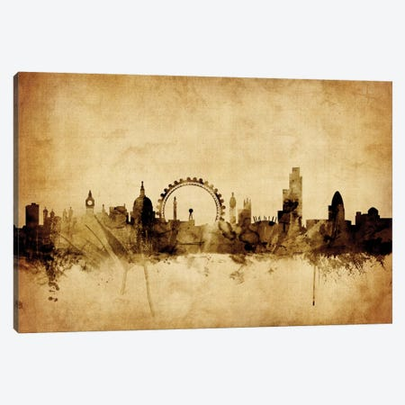 London, England, United Kingdom II Canvas Print #MTO63} by Michael Tompsett Art Print
