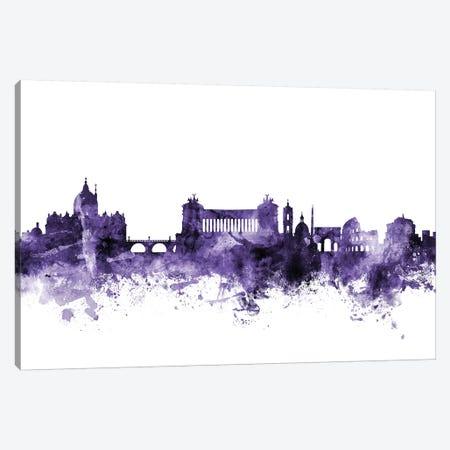 Rome, Italy Skyline Canvas Print #MTO685} by Michael Tompsett Canvas Art