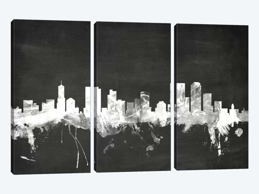 Denver, Colorado, USA 3-piece Art Print