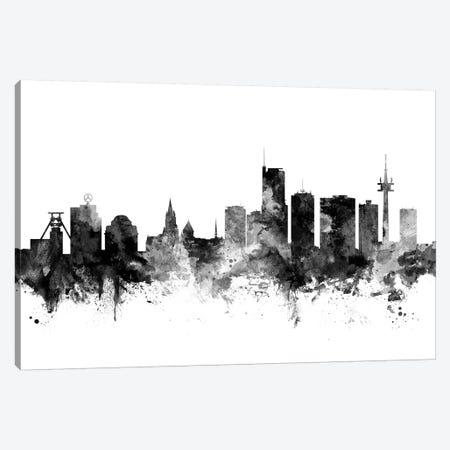 Essen, Germany In Black & White Canvas Print #MTO798} by Michael Tompsett Canvas Art Print