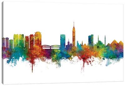 Cairo, Egypt Skyline Canvas Art Print