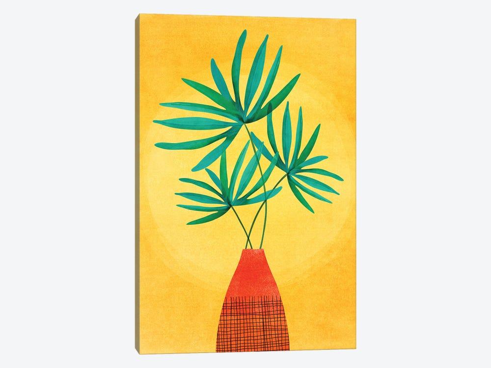 Radiant Flora by Modern Tropical 1-piece Art Print