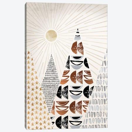 All The Magical Mountains Canvas Print #MTP10} by Modern Tropical Canvas Art Print