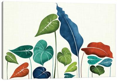 Around The World Canvas Art Print