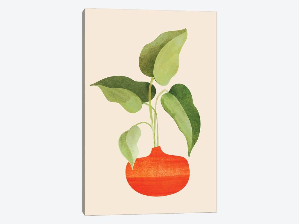Beginnings by Modern Tropical 1-piece Canvas Print