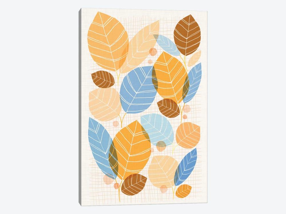 Golden Aspen by Modern Tropical 1-piece Canvas Print
