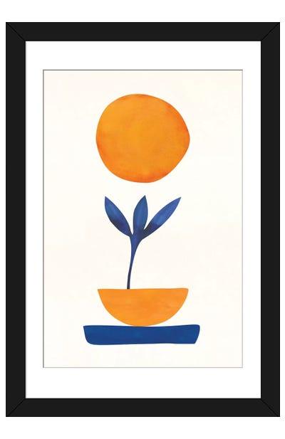 The Little One Framed Art Print