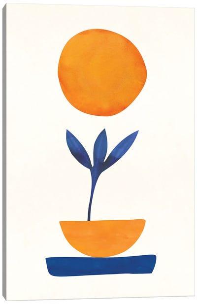 The Little One Canvas Art Print