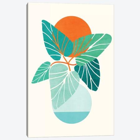 Tropical Life Canvas Print #MTP155} by Modern Tropical Canvas Print