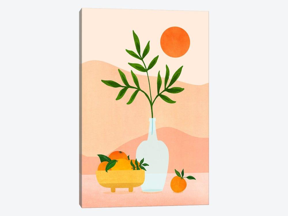 Summer Daze by Modern Tropical 1-piece Art Print
