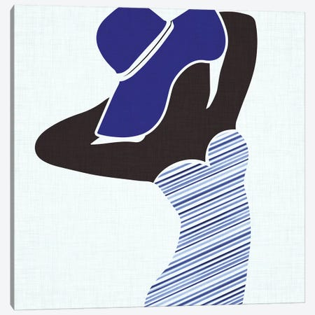 Beach Beauty III Canvas Print #MTP15} by Modern Tropical Canvas Art