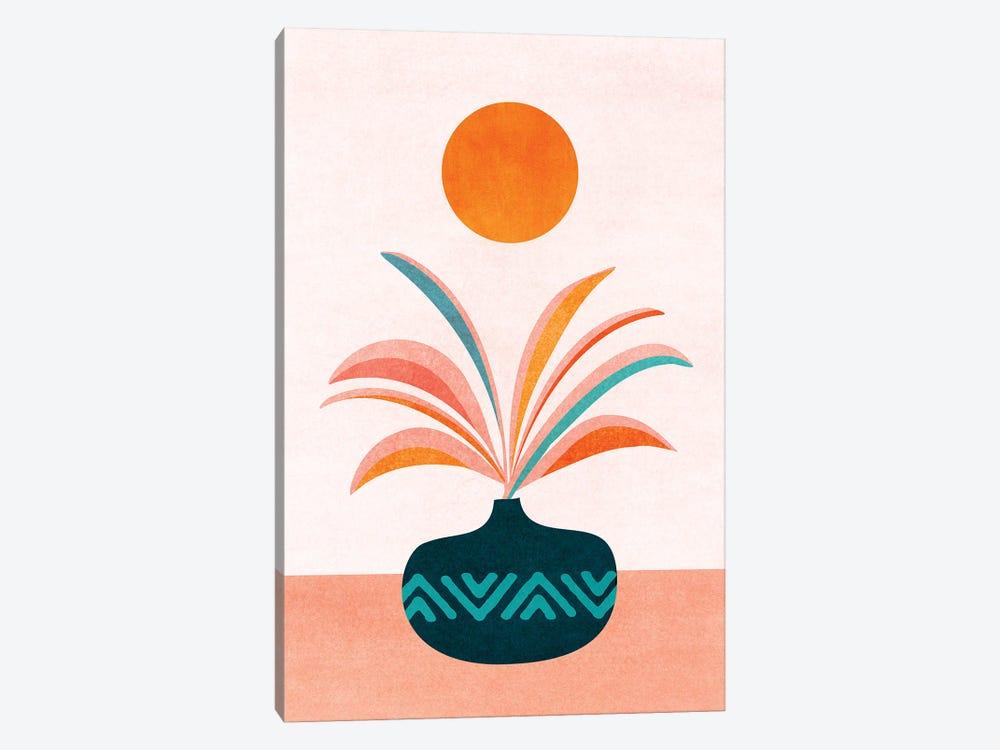 Sun Worship by Modern Tropical 1-piece Art Print