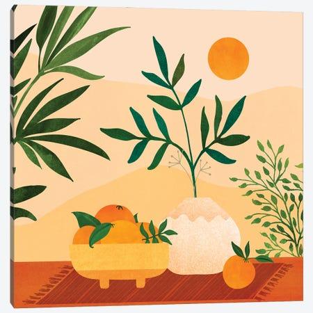 Bohemian Summer Canvas Print #MTP162} by Modern Tropical Canvas Print