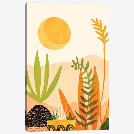 Midsummer Harvest Canvas Print #MTP175} by Modern Tropical Art Print