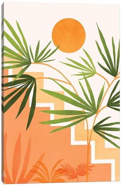 Summer In Santa Fe Canvas Art Print