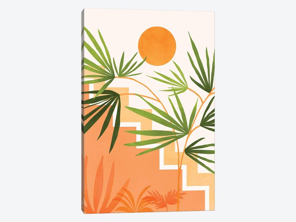 Summer In Santa Fe by Modern Tropical 1-piece Canvas Art
