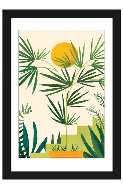 Mojave Morning Framed Art Print