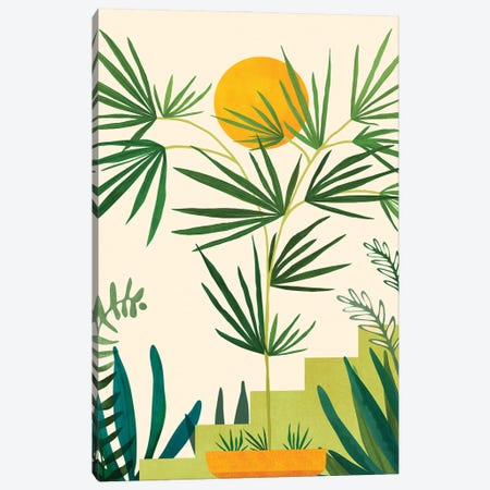 Mojave Morning Canvas Print #MTP182} by Modern Tropical Canvas Art Print