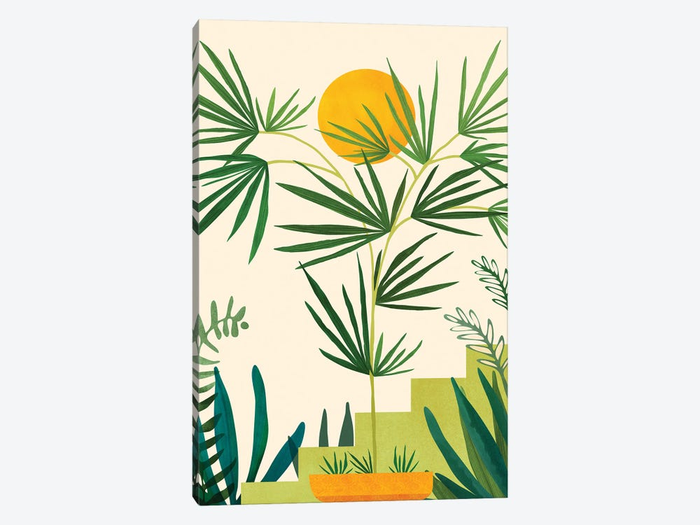 Mojave Morning by Modern Tropical 1-piece Art Print