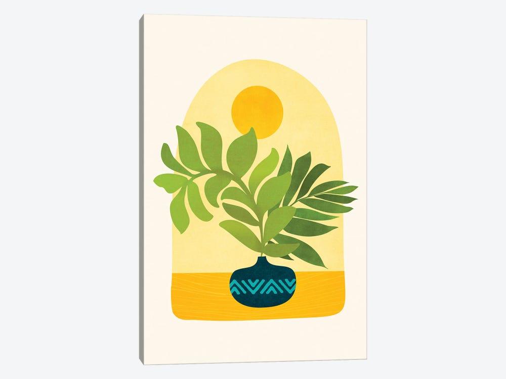 Sunday Morning by Modern Tropical 1-piece Art Print