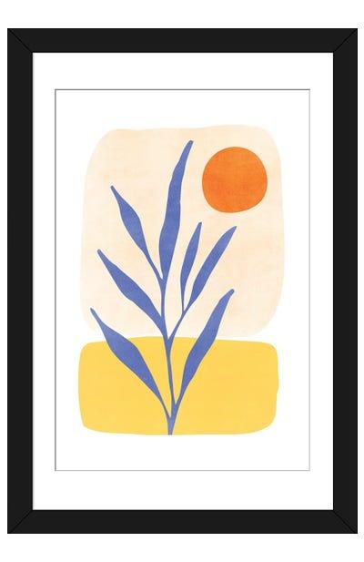 Nature'S Balance Framed Art Print