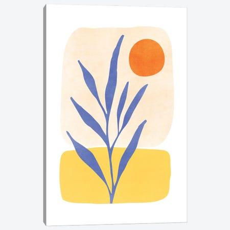 Nature'S Balance Canvas Print #MTP187} by Modern Tropical Canvas Artwork