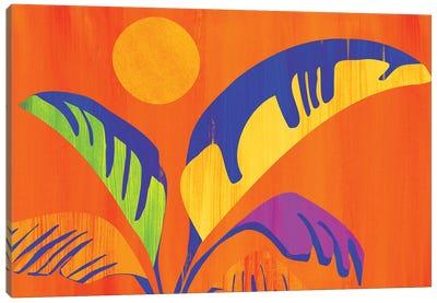 Summer Heat Canvas Art Print